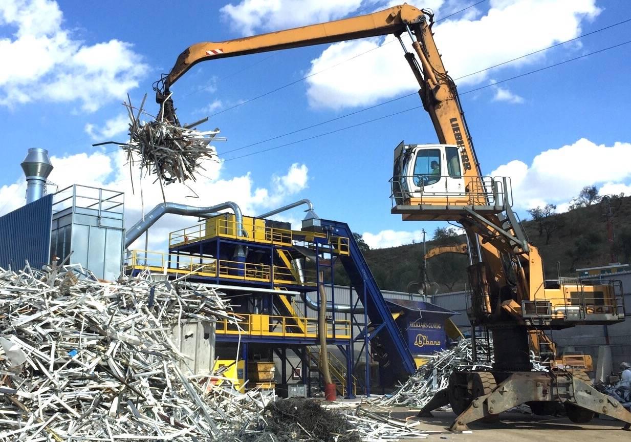 2 Reciclaje de Chatarras y Metales